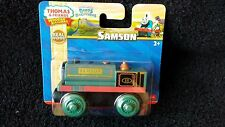 NEW IN BOX Thomas and Friends wooden SAMSON