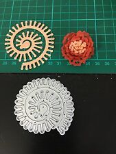 "D022 2.5"" Flower Stamen Cutting Die for Sizzix Spellbinders Etc. Machine"