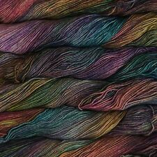 Malabrigo Sock Yarn Arco Iris 866 Finest Merino Wool Soft Superwash Beautiful