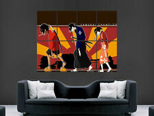 SAKURA SAMURAI CHAMPLOO POSTER  JAPANESE ANIMATION ART PICTURE PRINT LARGE HUGE
