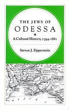 NEW - The Jews of Odessa: A Cultural History, 1794-1881