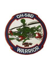 Bell OH-58D Kiowa Warrior Make My Day Army Aviation Scout Helicopter Patch New