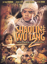 Shaolin & Wu Tang 2 - Wu Tang Invasion Sealed