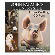 Debbi Moore John Palmer's Countryside Paper Crafting CD Rom  (325009)