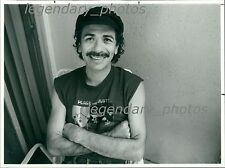 Carlos Santana Original Press Photo
