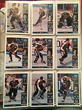 1993-94 Upper Deck McDonalds NHL Hockey Card Set MCD1-27 Mint