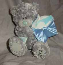 "CARTE BLANCHE ME TO YOU TATTY TEDDY  MISS YOU"" BEAR, SMALL (#B53-31"