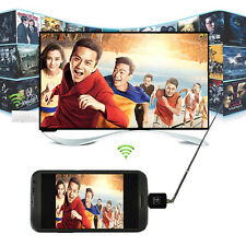 Mini Micro USB DVB-T Digital TV Tuner Receiver For  Android Phone Tablet HDTV&PC