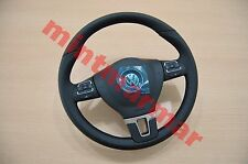 NEW VOLKSWAGEN VW GOLF6 TOURAN PASSAT 3 SPOKE STEERING WHEEL 7011