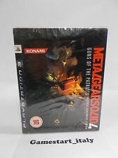 METAL GEAR SOLID 4 - PS3 PLAYSTATION 3 - BRAND NEW - VERY RARE - PAL UK
