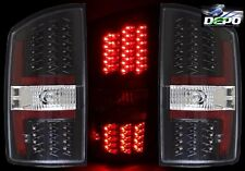 FOREST RIVER BERKSHIRE 2012-2015 PAIR BLACK LED TAIL LIGHTS TAILLIGHTS RV - SET