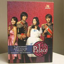 Palace: Princess Hours DVD Box Set Region 1 Korean Drama YA Entertainment