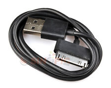 For Apple iPhone 4S USB Power Charging & Data Sync Cable for iPhone & iPod Black