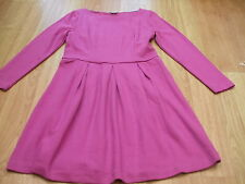 BODEN FABULOUS CLOVER LINDSEY PONTE DRESS SIZE 14 PETITE BNWOT