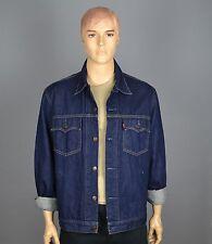 LEVI'S Jeansjacke Vintage Jeans Jacke Rockabilly Rocker -Gr.XL    (486)