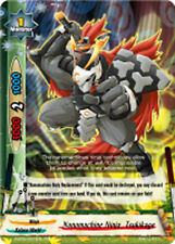 Buddyfight x 1 Nanomachine Ninja, Tsukikage [D-BT02/0013EN RR (FOIL)] English Mi