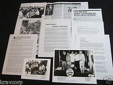 JOHN LENNON'S ORIGINAL QUARRYMEN--1997 PRESS KIT—2 PHOTOS