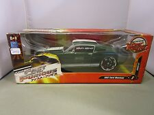JOYRIDE 1/20 FAST AND FURIOUS GREEN 1967 FORD MUSTANG NEW *READ* SERIES 1