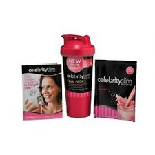 Celebrity Slim Trial Pack (1 Shaker and 1 Strawberry Flavour Shake) Weight loss