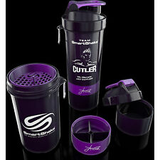 NEW SMARTSHAKE SHAKER NEW 3-IN-1 JAY CUTLER SMART SHAKE LIMITED EDITION 27OZ
