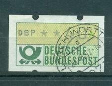 Allemagne -Germany 1981 - Michel n. 1.1.h.u - Timbre de distributeur 40 pf.