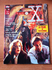 The X-FILES nr 4 Magazine Fumetti News ed. Magic Press (1995) ottimo
