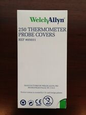 Welch Allyn SURETEMP Probe Covers 250/bx #05031-101 NEW sealed box