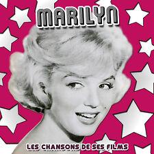 CD Marilyn Monroe : Les chansons de ses films