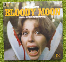 LP Michel Dupont / Gerhard Heinz ‎– Jess Franco's Bloody Moon - Red Vinyl