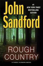 Rough Country by John Sanford (2009)HC