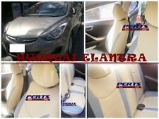 Hyundai Elantra High quality Factory Fit Customized Leather CAR SEAT COVER