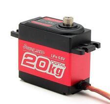 Power HD LF-20MG Standard Digital High Torque 20kg Servo Savox 1256