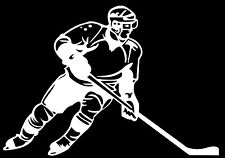 NEW DECALS STICKERS FOR CAR SPORT HOCKEY DECAL STICKER VINYL