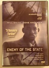 Enemy of the State (DVD, 1999) - Used (Very Good)