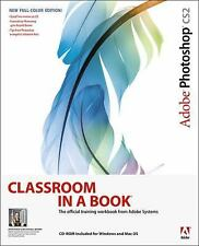 Adobe Photoshop CS2 Classroom in a Book Adobe Creative Team Paperback