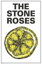Stone Roses self cling vinyl window sticker 130mm x 90mm indie Madchester
