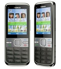 Nokia C Series C5-00 5MP - Grey Smartphone