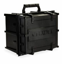 CITADEL BATTLE FIGURE CASE - WARHAMMER 40,000 40K - GAMES WORKSHOP