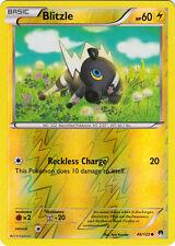 Blitzle 48/122 XY Breakpoint REVERSE HOLO MINT! Pokemon