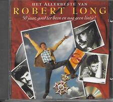 ROBERT LONG - Het Allerbeste van CD Album 21TR Holland 1993 (EMI)