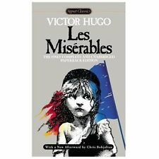 Les Miserables - Victor Hugo (Signet Classics) Complete 1400 pages English