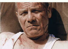 In-Person Autogramm von Peter Mullan. pers. gesammelt. 100% Echt.HARRY POTTER