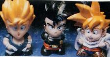 ANIME MODEL VINYL KIT - SD DRAGONBALL SET 1 SUPER DEFORMED - NUOVO