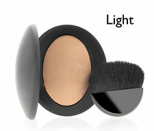 Laura Geller Baked Elements Bronzer with brush - New - Colour: Light 5.5g