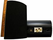 Briefly Used PROCINEMA ProMonitor 80 HOME SPEAKERS Definitive Technology BLACK