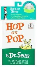 Book and CD: Hop on Pop by Dr. Seuss (2005, Mixed Media)