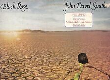 LP 3386  JOHN DAVID SOUTHER  BLACK ROSE