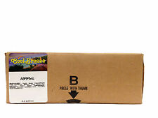 Apple Juice Syrup Concentrate 2.5 Gallon Bag in Box Sodastream Snow Cone