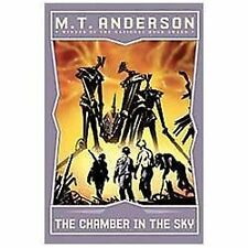 The Norumbegan Quartet #4: The Chamber in the Sky-ExLibrary