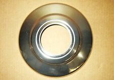 1985-1989 FORD BRONCO II AND RANGER 4x4 FRONT HUBCAP BRIGHT CHROME ALUMINUM